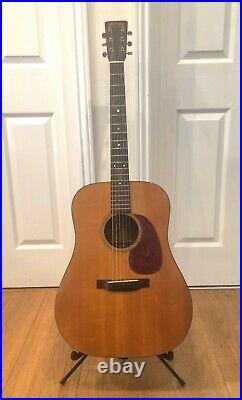 1948 Martin D-18 Vintage Acoustic Guitar RARE