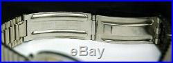 1971 BULOVA ACCUTRON TV SS BAND 218 DATE VTG 1970s N1 RARE VTG Tuning Fork RUNS
