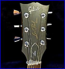 1978 Gibson Les Paul Pro Sunburst Finish Rare Vintage Guitar with Dimarzios