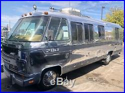 1982 Airstream 280 Motorhome 28ft. Vintage Antique Rare Great Condition