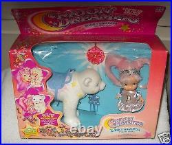 #9151 RARE NRFB Vintage Hasbro Moon Dreamers Blinky and Ursa Starfinders Giftset