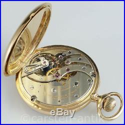 Antique Patek Philippe Observatory Chronometer Quality EXTRA SPECIAL 1900 Rare