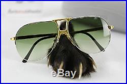 BOEING Carrera 5731 Vintage Sunglasses Austria Rare Lunettes 57-12-135 (NOS)