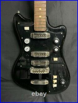 BORISOV SOLO-2 RARE Vintage Electric Guitar Soviet USSR