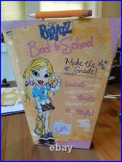 Bratz Class Back to School Cloe Doll NEW IN BOX 2006 RARE HTF MGA