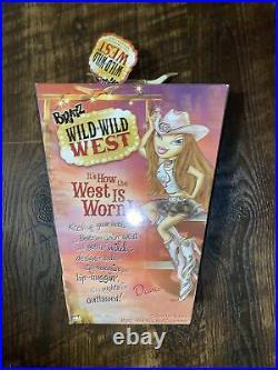 Bratz Wild Wild West Dana MGA Doll RARE BRAND NEW