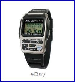 Casio BZX-20 Data Bank PC Unite Retro Digital Watch Rare BZX20 Original Vintage