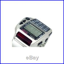 Casio CMD-40D Rare Wrist Remote Control & Calculator Steel Digital Watch CMD-40