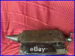 Charles Parker No. 1 Bench Anvil Vise 1877 Antique Vintage Rare Blacksmith Vice