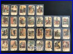 EXTREMELY RARE Antique Vintage Gypsy Hegenauer Tarot Cards from 1800s