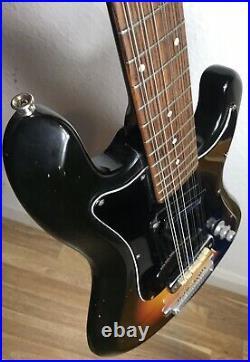 Eko 12 string cobra vintage electric guitar made in Italy rare