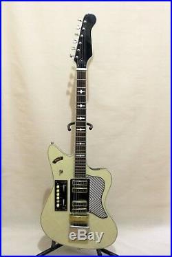 Eko Ekomaster 400 Vintage Rare Retro Vintage Old Guitar Italy 1961 Year