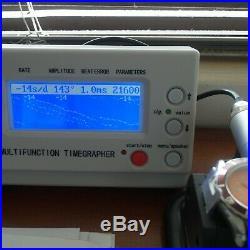 Eterna Matic Super Kontiki VintageOrange DialTrial VersionBezel WorkingRare