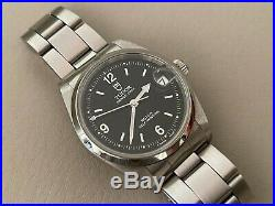 Exclusive 1997 TUDOR Midsize Prince Date RARE ARROW HANDS Watch 72000 with Paper