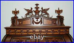 Extant Wooton Patent Secretary, Superior Grade, Very Rare #0271