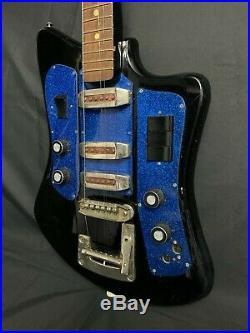 FORMANTA SOLO-2 Electric Guitar RARE Soviet Vintage USSR