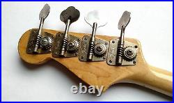 Fender American 1970 Jazz Bass vintage Guitar Rare 3-Color Sunburst withOHSC