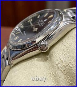 Fine & Rare Rolex Explorer Ref 5500, cal 1530 Automatic S/Steel c1963 Watch