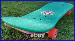 G&S Billy Ruff 1985 Vintage Complete Skateboard Rare Color Great for Collectors