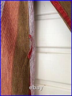 Gorgeous Rare Vintage Marimekko Dress Cotton Great Print Size 34 Year 1977 As Is