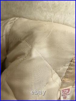 Hudson Bay Blanket Coat With Hood Womens 12 Rare Hard To Find Vintage 1970s