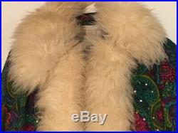 Illah California Ladies Vintage Coat Very Rare Good Condition Size 6