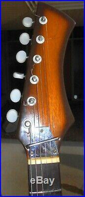 Intermark Cipher Ranger 1960s Japan MIJ Kawai Vintage Electric Guitar Rare