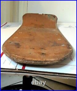 Jeff Grosso Santa Cruz Vintage Skateboard RIP OG Toy Box 1987 USA Very Rare Old