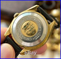 King Seiko HI BEAT KS DATA Rare Vintage Automatic wrist watch Made in Japan