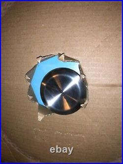 Le Creuset SIGNATURE Matte Sugar Blue Dutch Oven 7.25 Qt VERY RARE Cast Iron