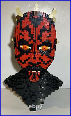 Lego Star Wars 10018 Ultimate Collector Series Darth Maul Complete VERY RARE