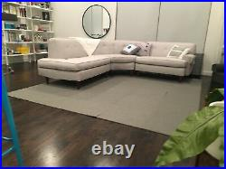MID Century Modern Sectional Couch (rare Kroehler) Spotless
