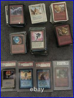 MTG/Magic High End Vintage Repacks, Mox Sapphire, Alpha/Beta-Revised, PSA + More