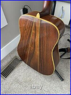 Martin D35 Brazilian Rosewood 1969 RARE Vintage Acoustic Guitar
