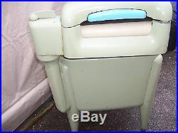 Maytag E2ls Very Rare Green Vintage Wringer Washer Washing Machine