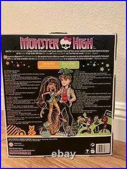 Monster High Cleo de Nile and Deuce Gorgon Dolls First Wave RARE