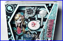Monster High First Wave Lagoona Blue Doll Mattel 2009 NEW RARE