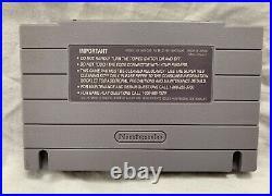 NTF 2.5 Test Cartridge For Super NES & Accessories Super Nintendo SNES VERY RARE