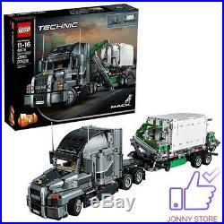 New LEGO Technic Mack Anthem 42078 set toy Building Kit sealed rare exotic