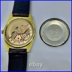 Omega Day Date Cal. 750 Automatic 35mm Vintage Watch Very Rare Dial