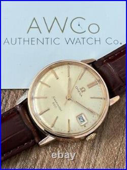Omega Rare Seamaster 600 Vintage Men's Watch 1967, Serviced + Warranty