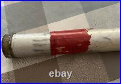 Payne 8' bamboo fly fishing rod 102L Rare Vintage