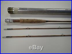 Payne bamboo fly rod cane 8' original and rare