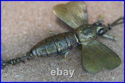 Pflueger May Bug 1882 Rare Luminous Paint on Belly