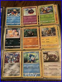 Pokemon PokeBall Binder Collection 11 VINTAGE WOTC HOLOs + More. 90 Cards total