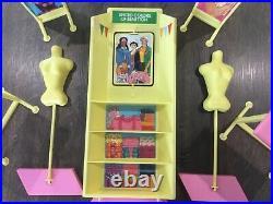 RARE 1990 Vintage Benetton Barbie Boutique