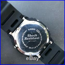 RARE 1st Generation 1983 CASIO G-Shock DW-5000C-1A (240) Japan B New Battery