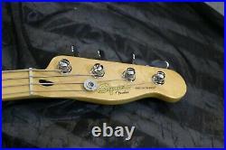 RARE 2013 Fender Squier vintage modified Cabronita P Precision bass guitar