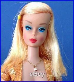 RARE ALERT. Vintage Pink Champagne Platinum Color Magic Barbie