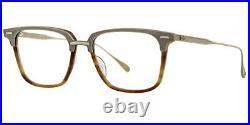 RARE NEW Genuine DITA OAK 18K Antique Gold Amber EyeGlasses Frame DRX 2085 B